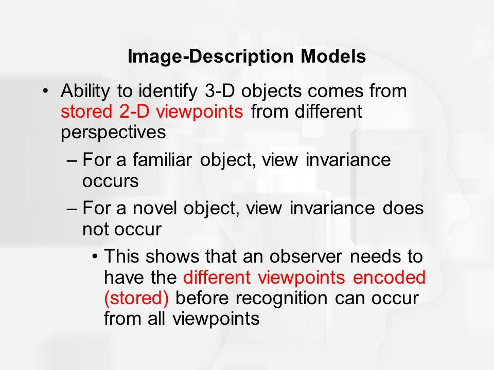 Image-Description Models