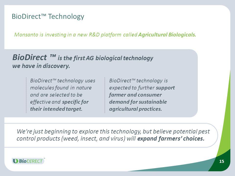 BioDirect™ Technology