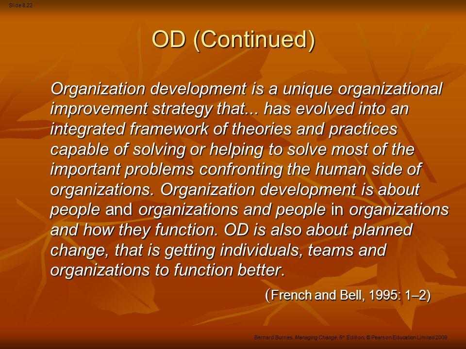 OD (Continued)