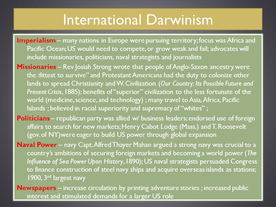 International Darwinism