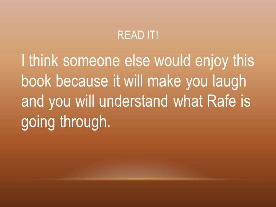 Read It.