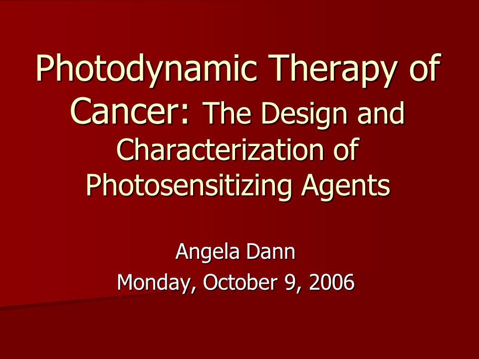 Angela Dann Monday, October 9, 2006