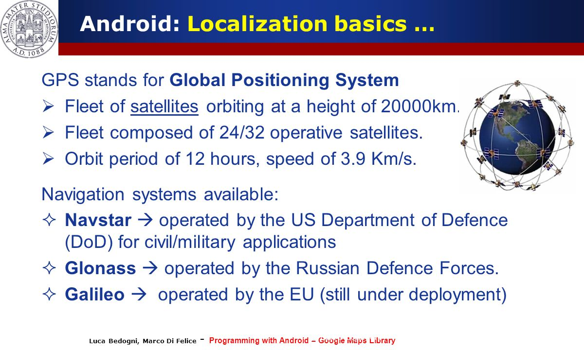 Android: Localization basics …