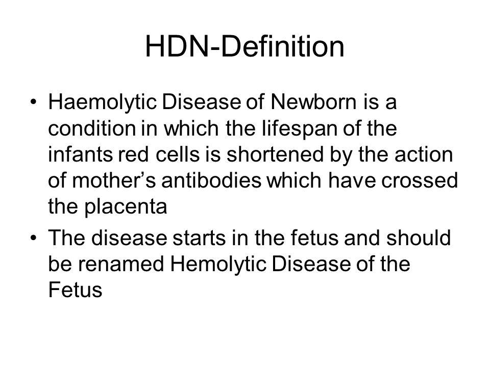HDN-Definition