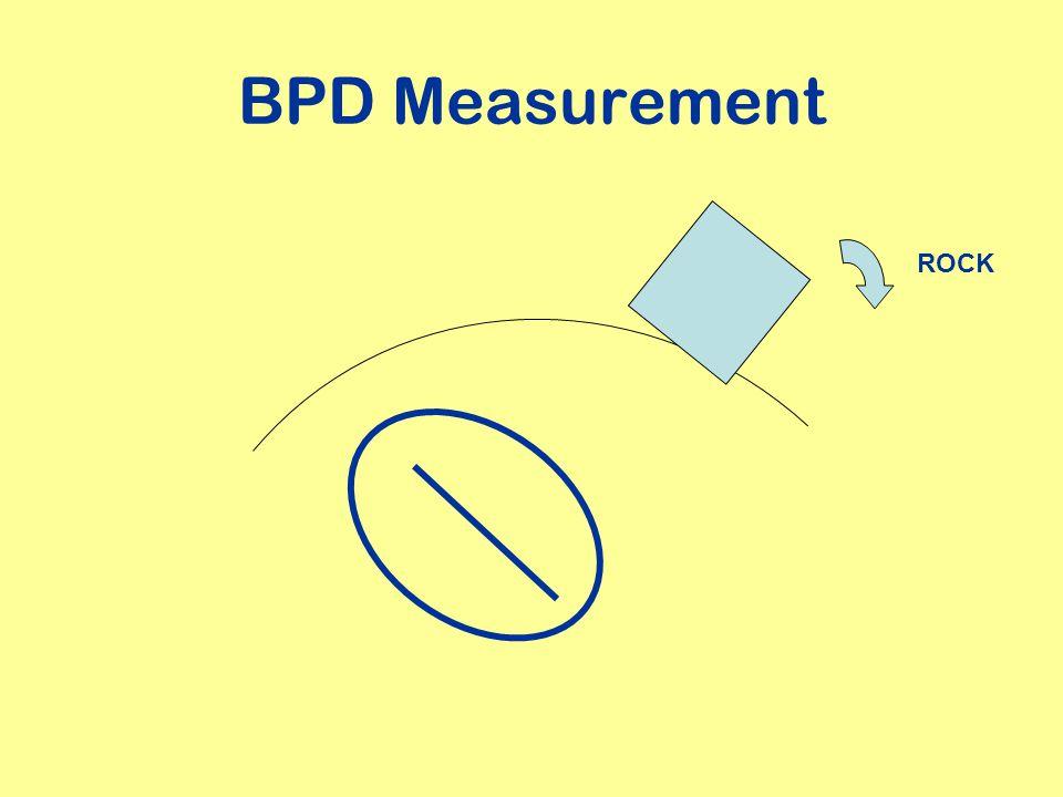 BPD Measurement ROCK 22