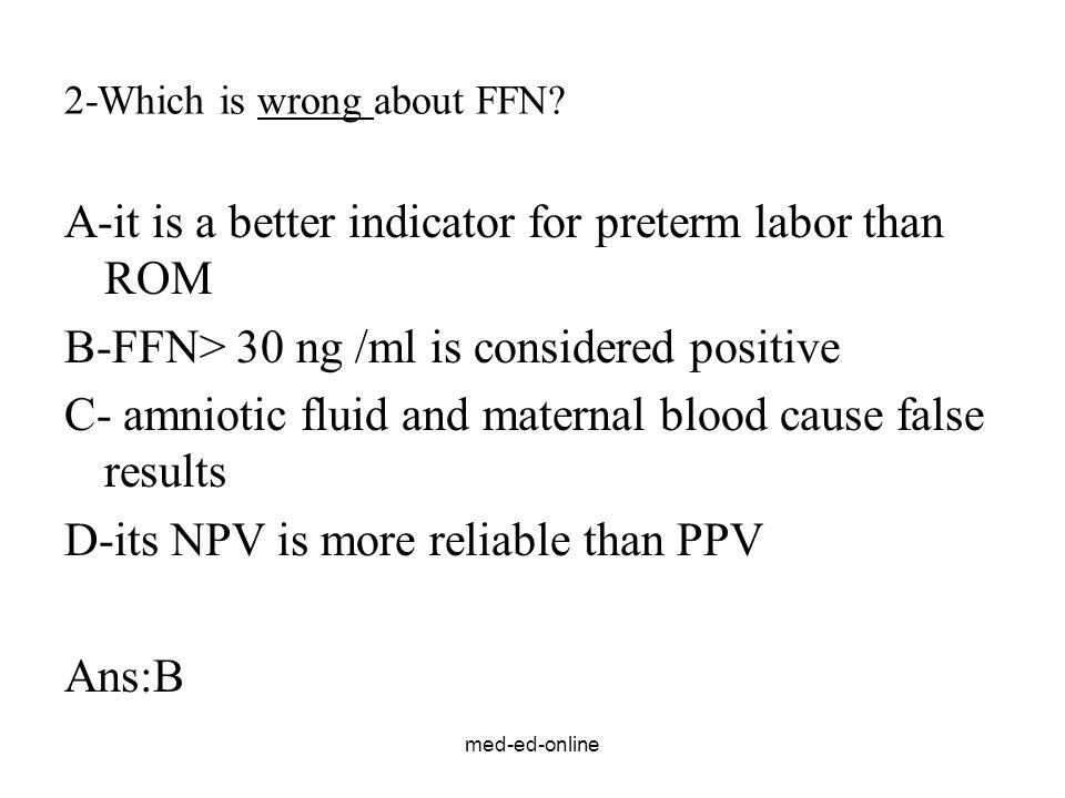 2-Which is wrong about FFN