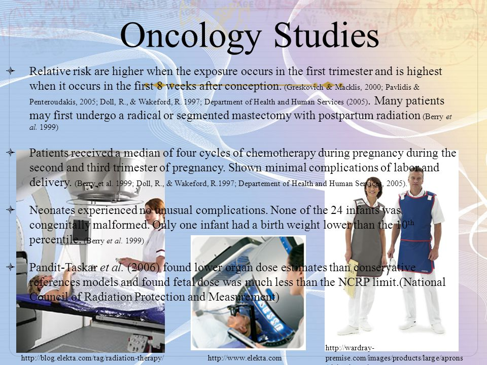 Oncology Studies