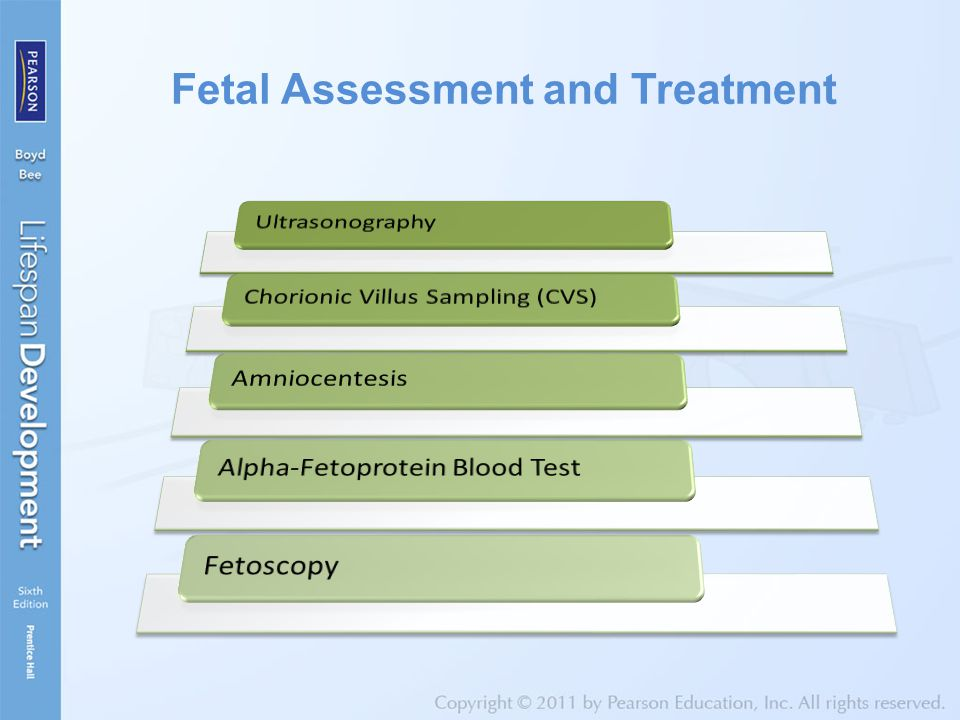 Fetal Assessment and Treatment