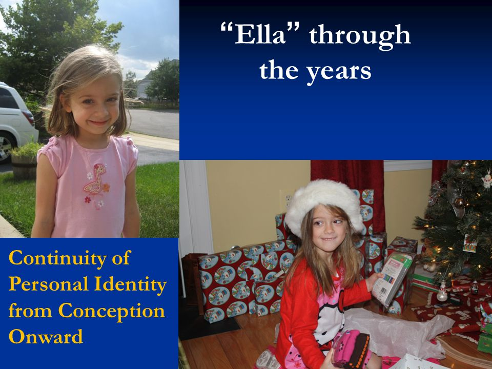 Ella through the years