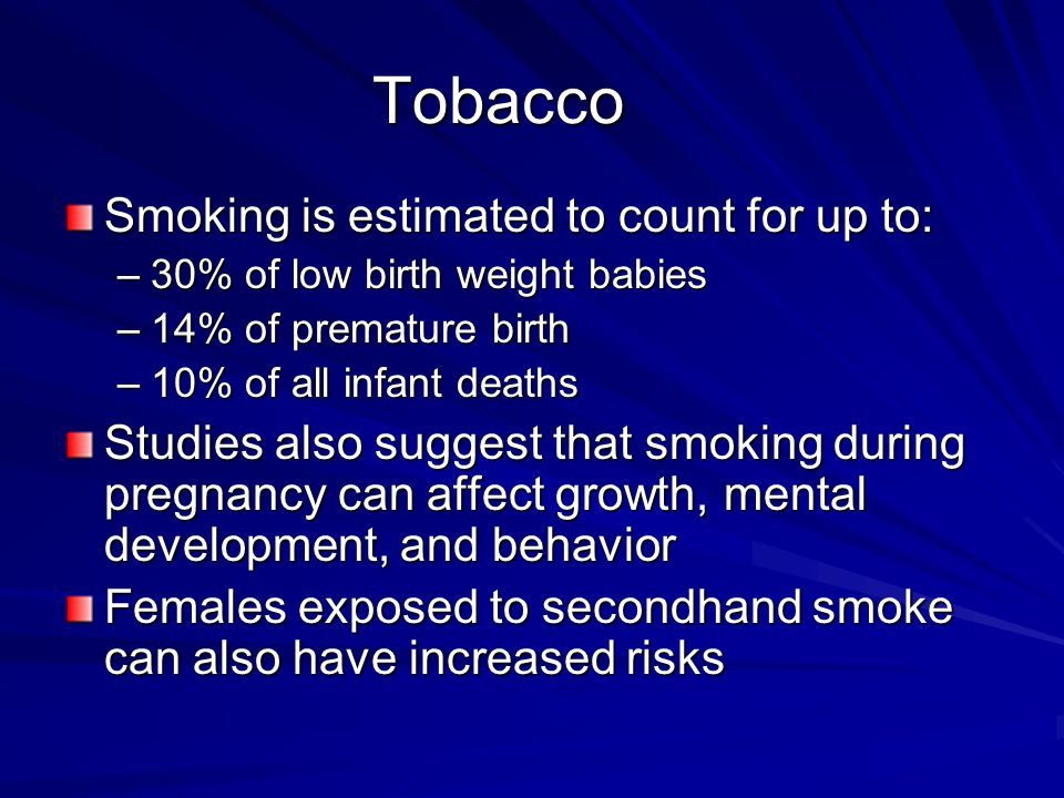 Tobacco Smoking is estimated to count for up to: