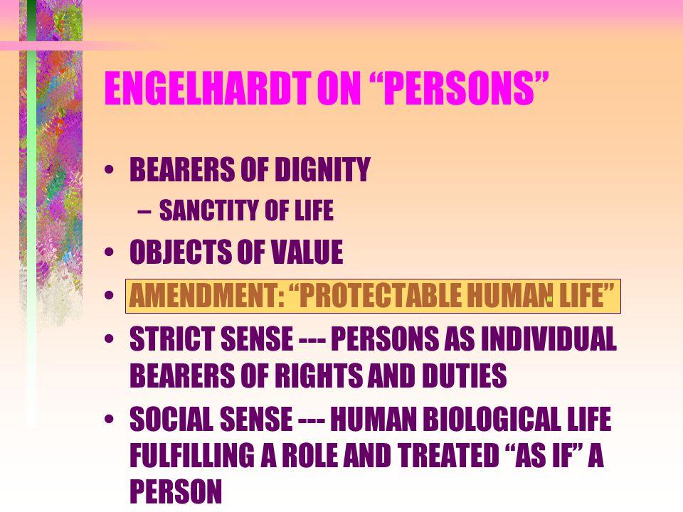 ENGELHARDT ON PERSONS