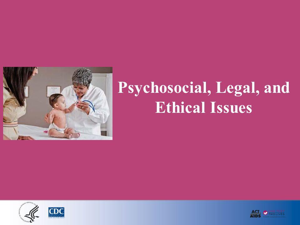 HIV-Positive Pregnant Women: Psychosocial Issues