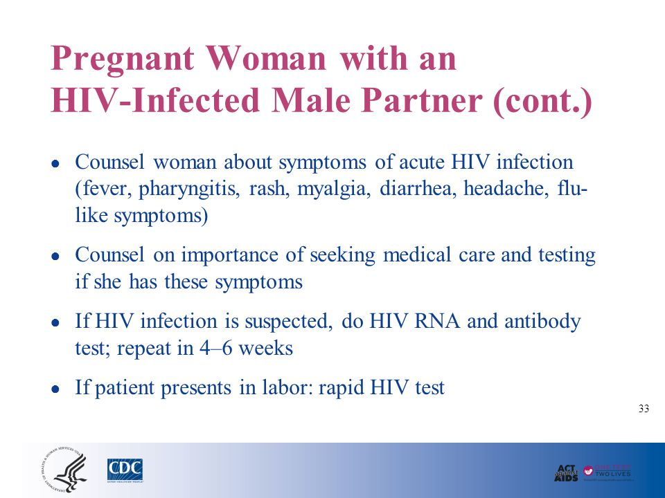 Slide Lessons from Clinical Trials of ARV Interventions to Reduce Perinatal HIV Transmission.