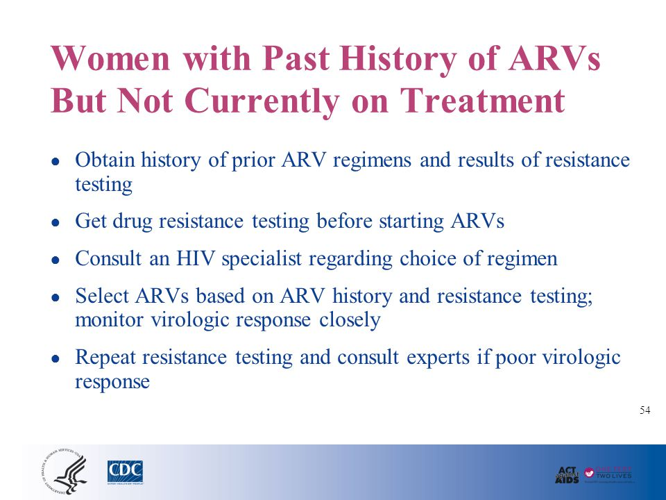 Stopping ARV Therapy During Pregnancy
