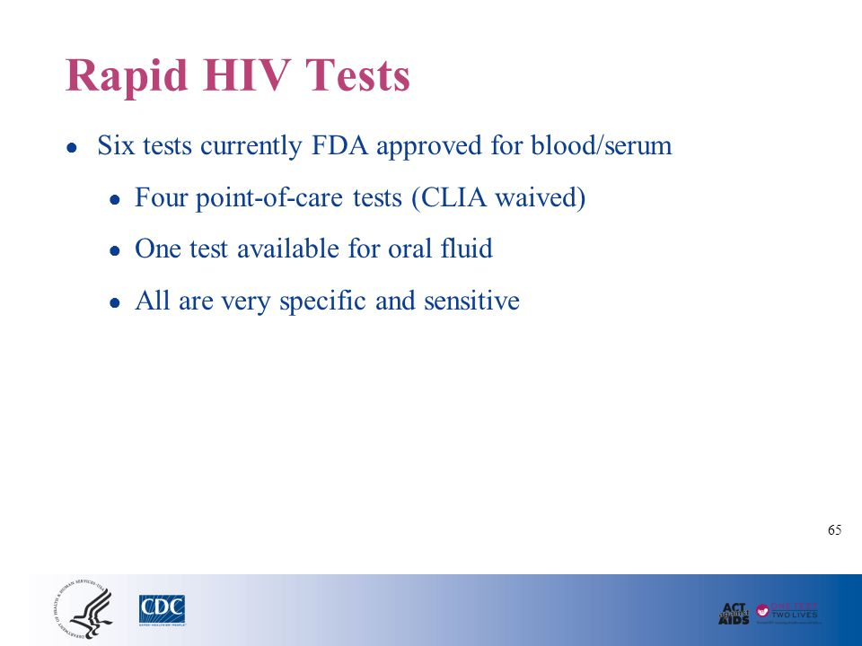 Rapid HIV Testing in Labor and Delivery