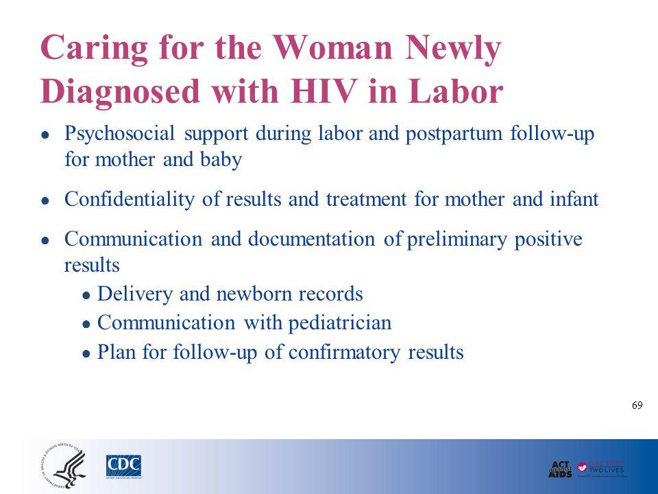 Intrapartum ARV Management for Women on ARVs in Pregnancy