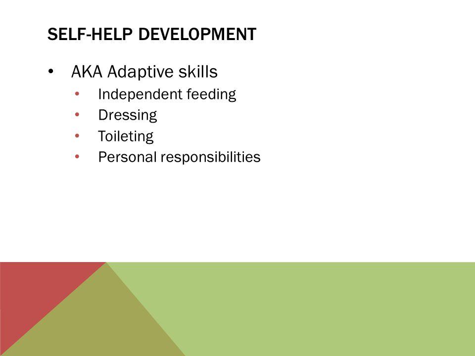 Self-help development