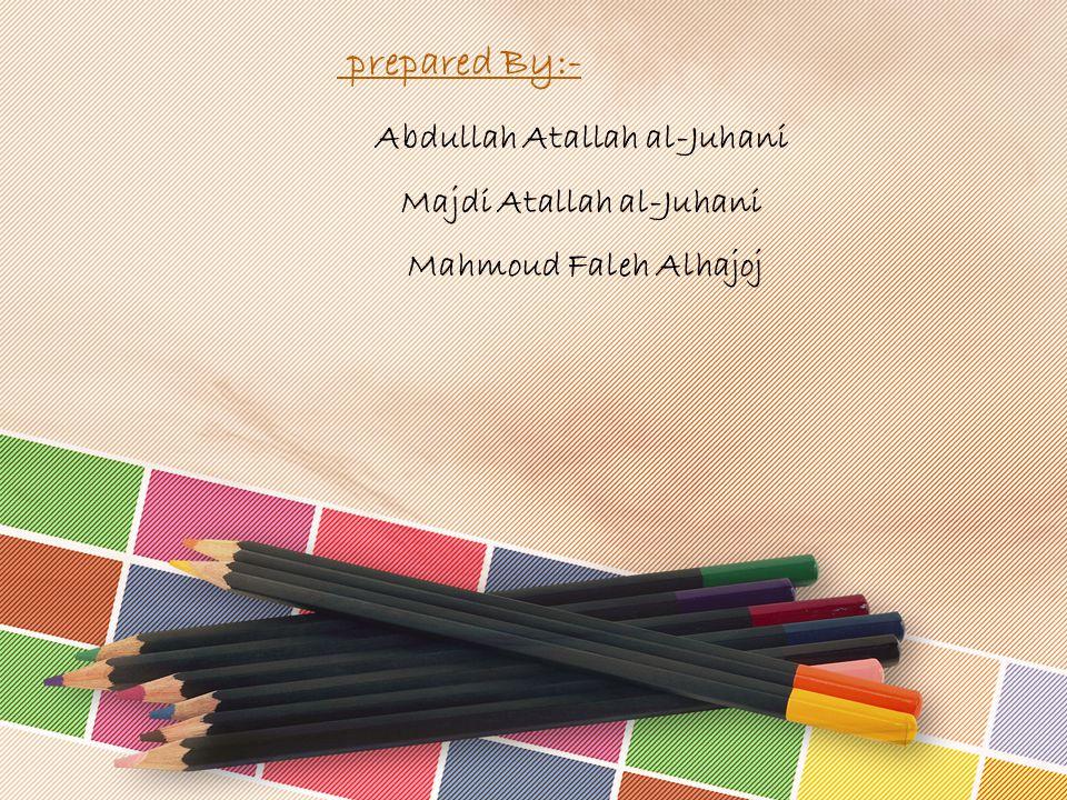 Abdullah Atallah al-Juhani Majdi Atallah al-Juhani