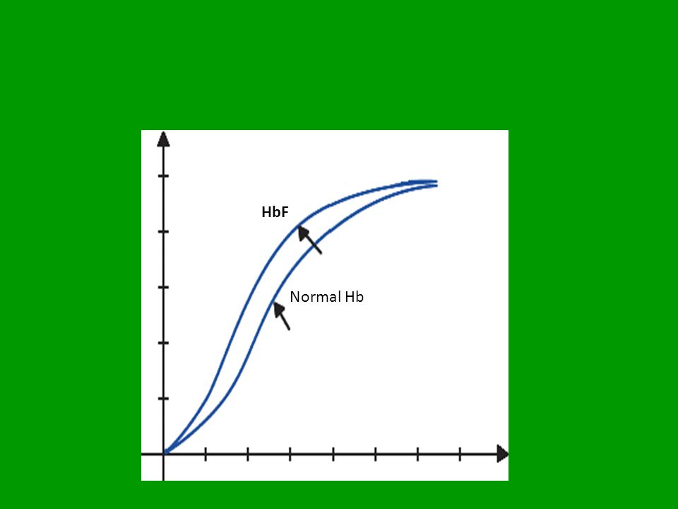 HbF Normal Hb