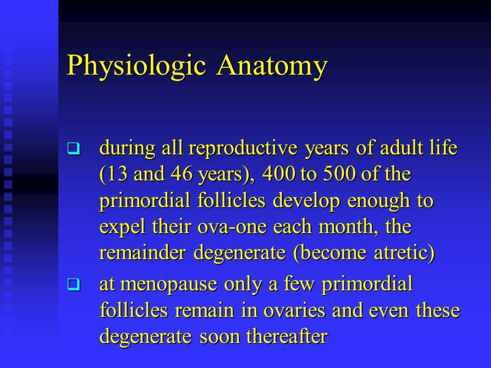 Physiologic Anatomy