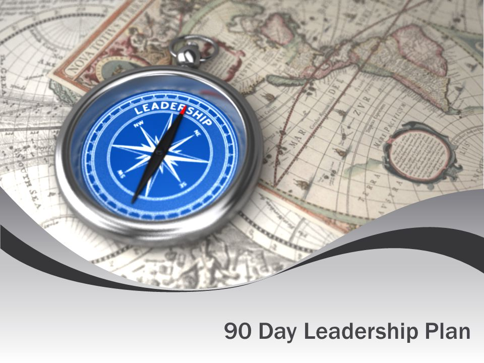90 Day Leadership Plan