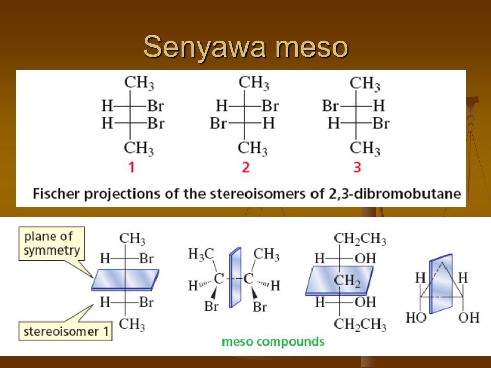 Senyawa meso