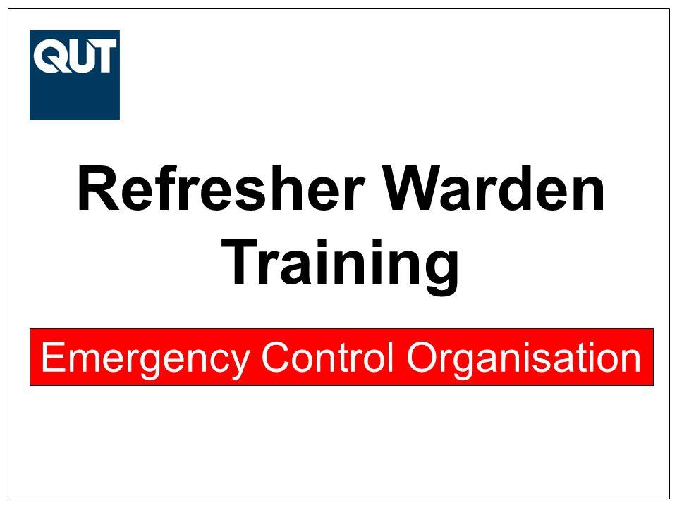 Refresher Warden Training