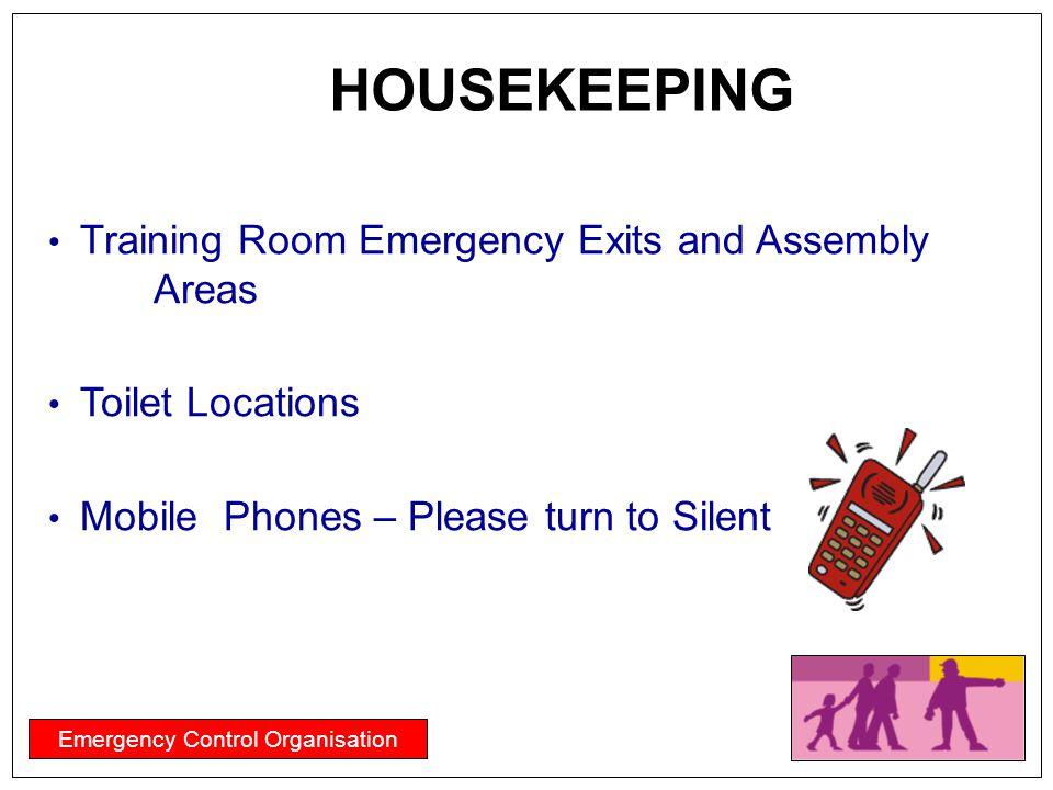 Emergency Control Organisation