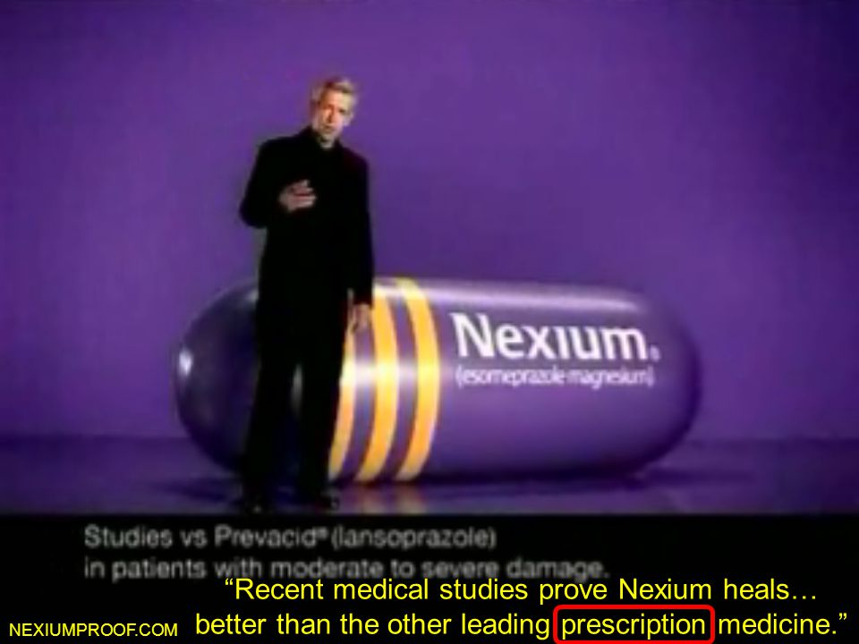 Nexiumproof.com Recent medical studies prove Nexium heals…