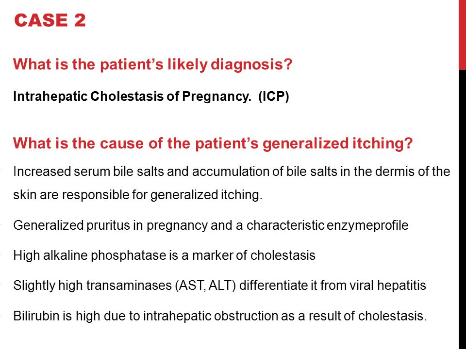 CASE 2 What is the patient's likely diagnosis