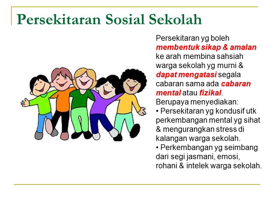 Persekitaran Sosial Sekolah