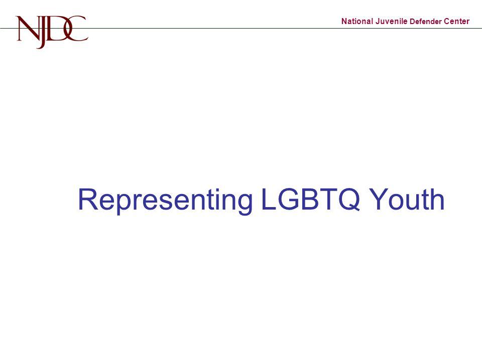 Representing LGBTQ Youth