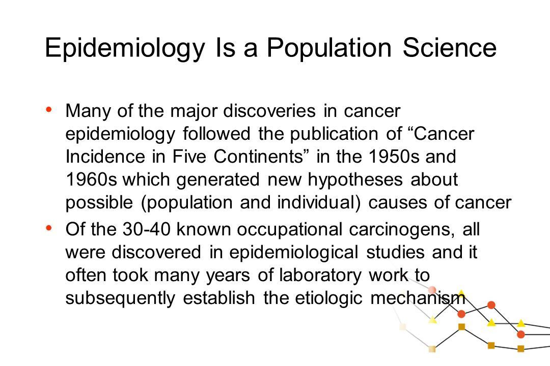 Epidemiology Is a Population Science