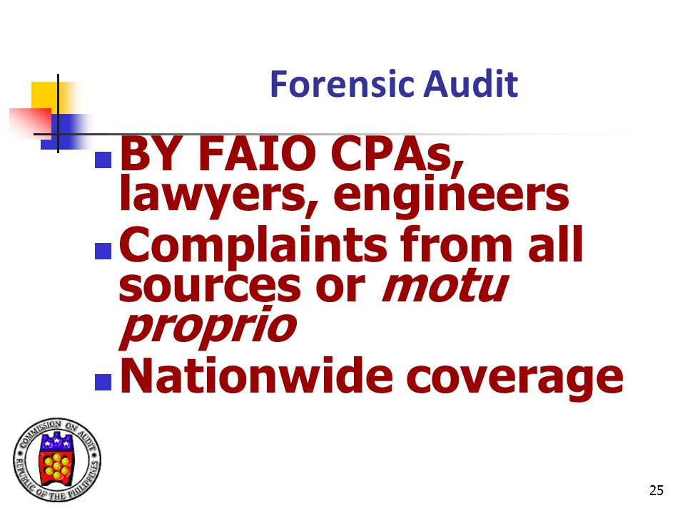 BY FAIO CPAs, lawyers, engineers