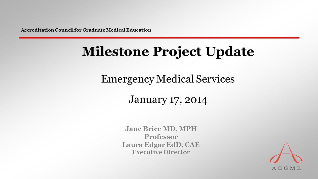 Milestone Project Update