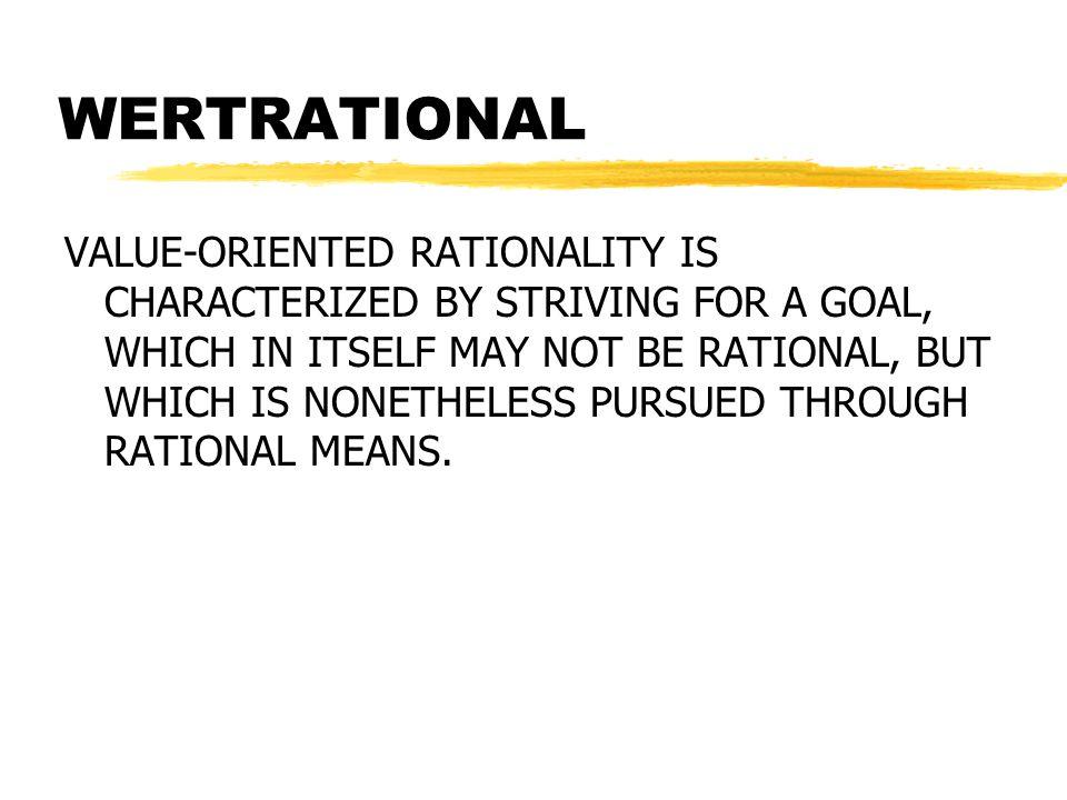 WERTRATIONAL
