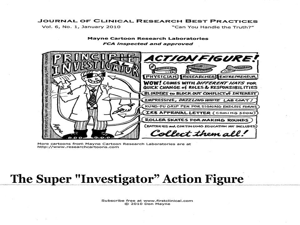 The Super Investigator Action Figure