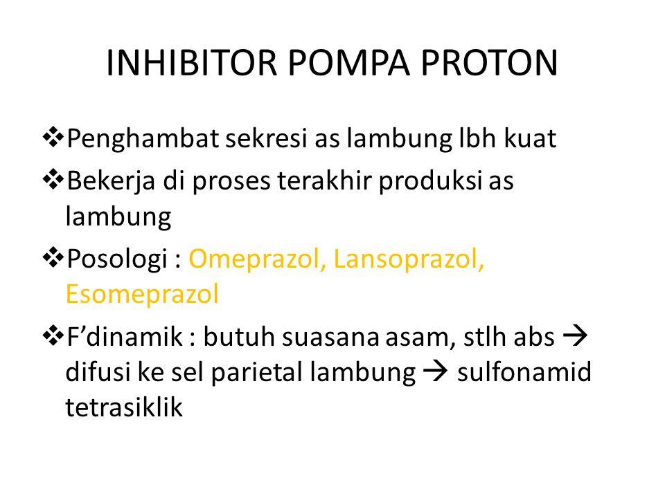 INHIBITOR POMPA PROTON