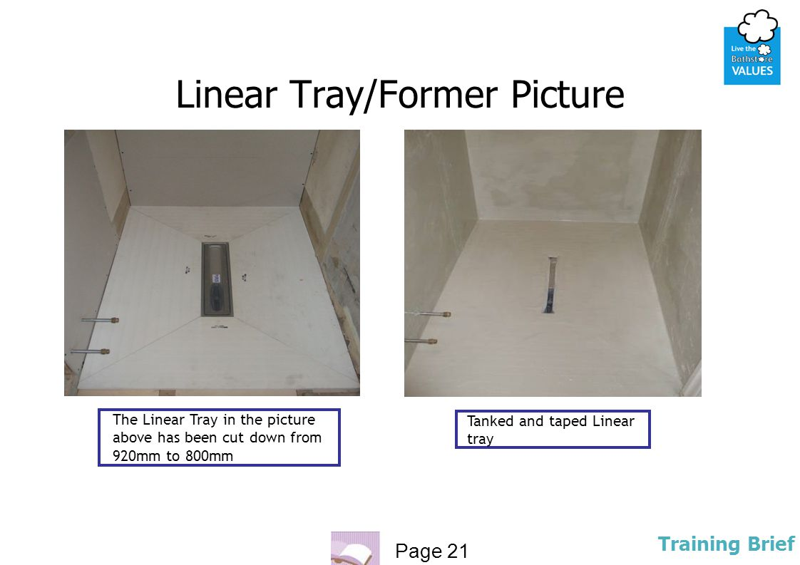 Linear Tray/Former Picture
