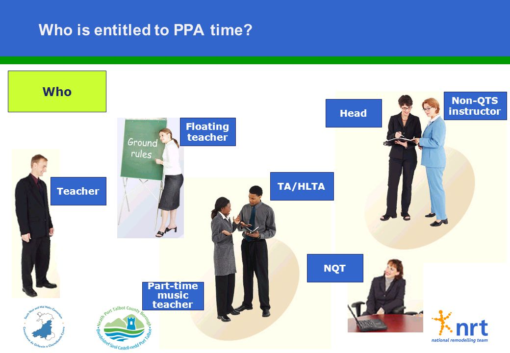 Who is entitled to PPA time