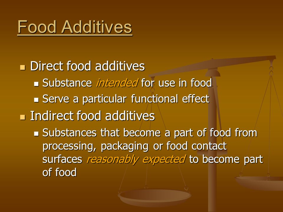 use of food additives Ministry of health, labour and welfare content site application documents for designation of food additives and revision of use standards for food additives.