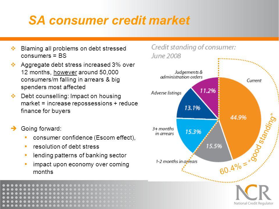 SA consumer credit market