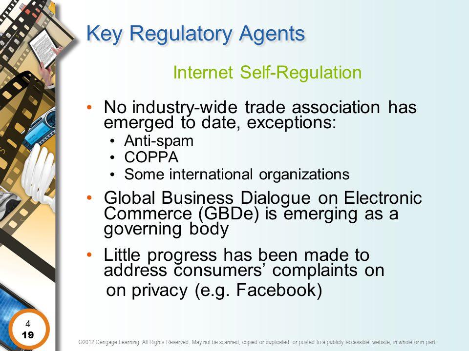 Internet Self-Regulation