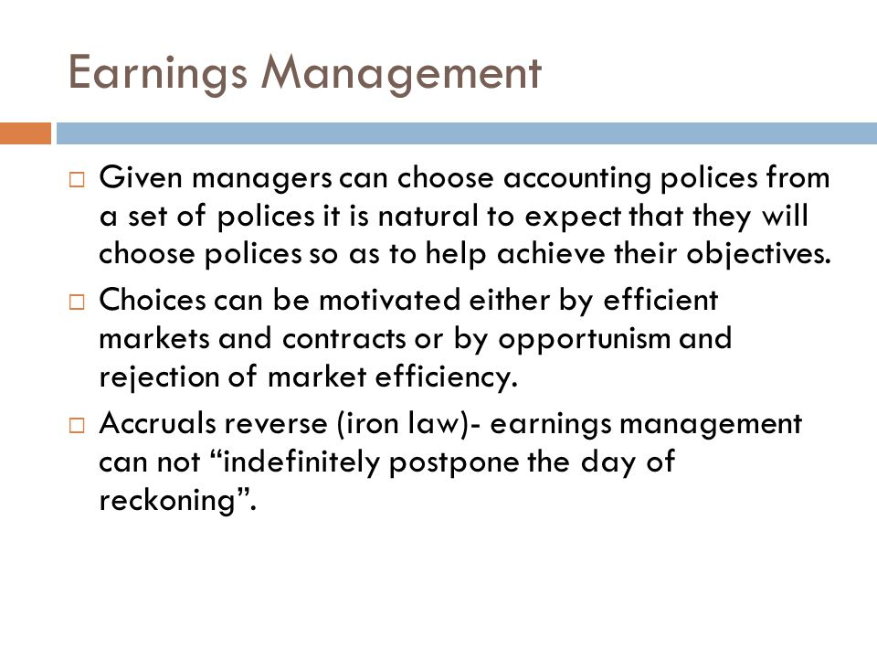 Accrual-Based and Real Earnings Management: An International Comparison for Investor Protection