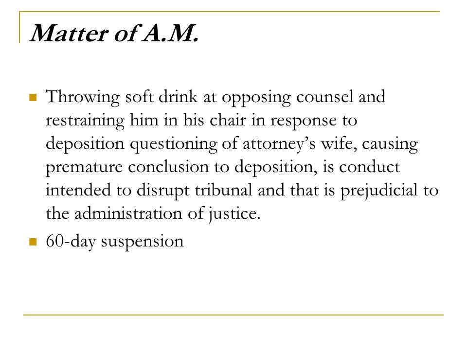 Matter of A.M.
