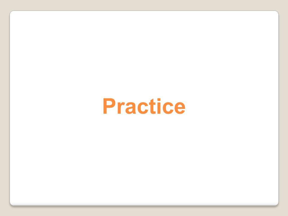 Practice 108