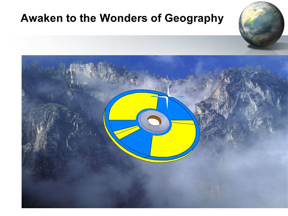 Awaken to the Wonders of Geography