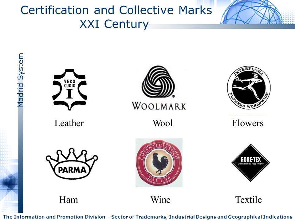 Certification and Collective Marks XXI Century