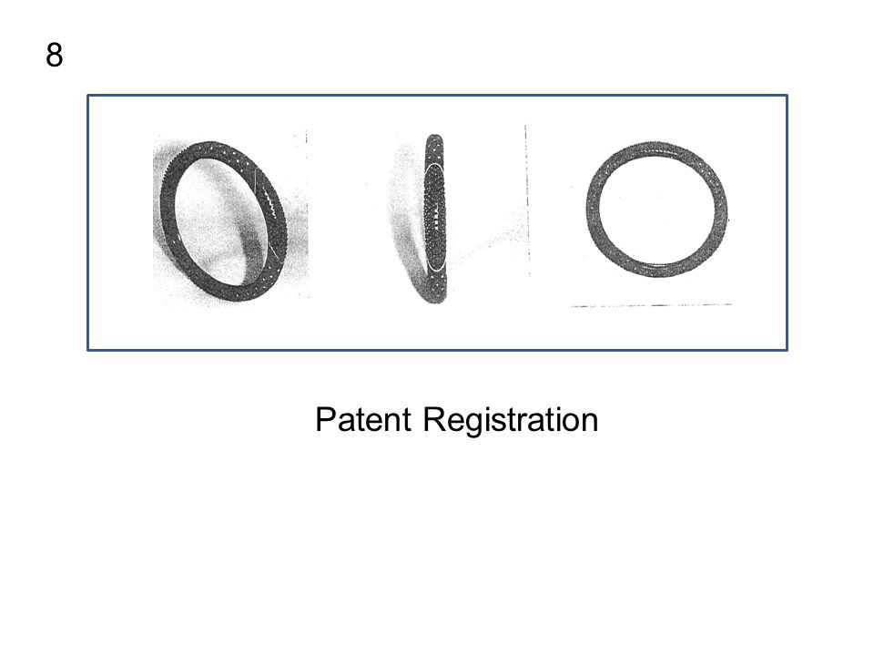 8 Patent Registration