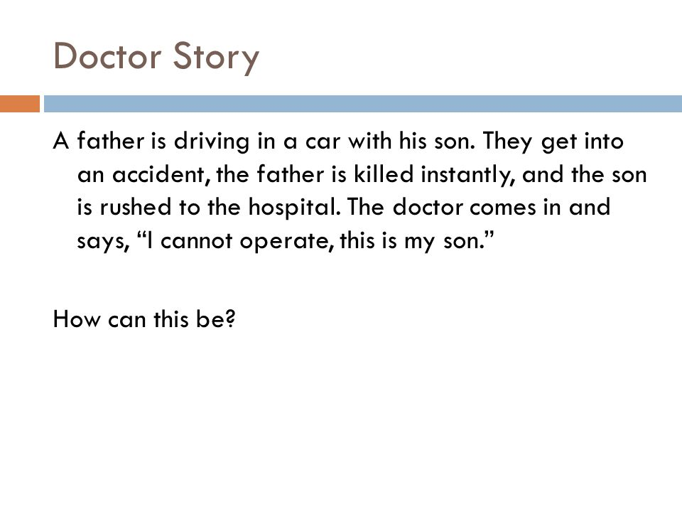Doctor Story